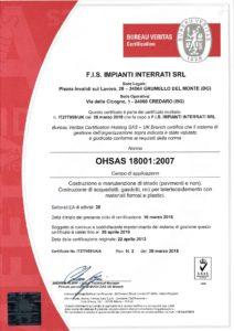 FIS 18001-2007