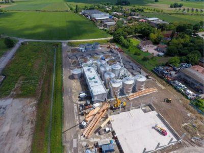 Edilizia industriale e impianti produttivi